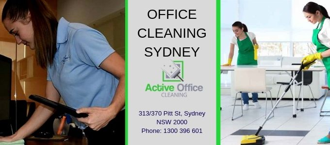 Active Office Cleaning Sydney Gets Added to Cleaningsearch
